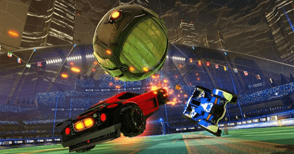Rocket League xbox game