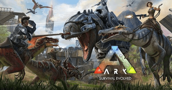 ARK: Survival Evolved - xbox best game