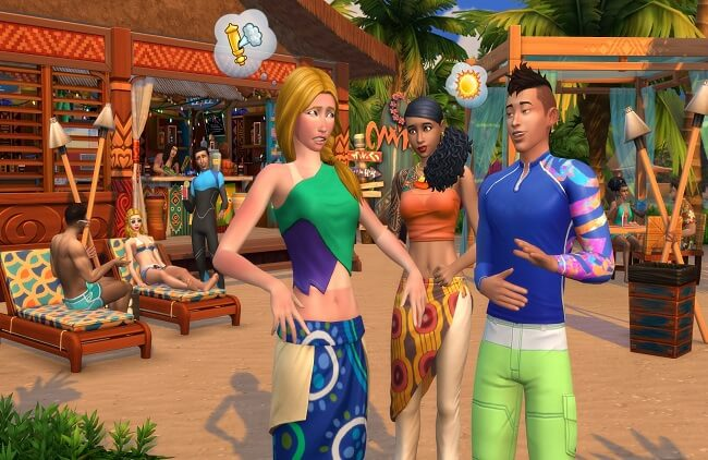 sims4 Expansion Pack