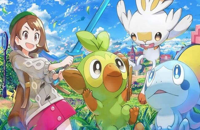 Pokémon Sword and Shield Review by B4gamez
