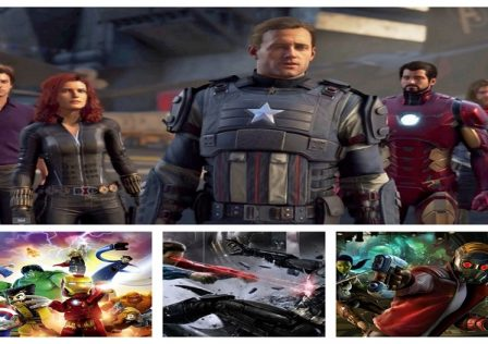 Best Marvel and DC Games