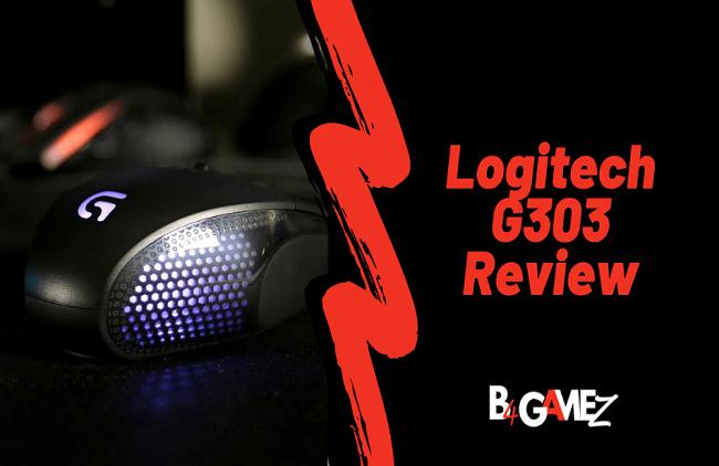 Logitech G303 Review by b4gamez