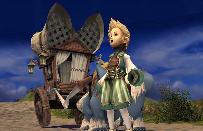 1. Final Fantasy Crystal Chronicles