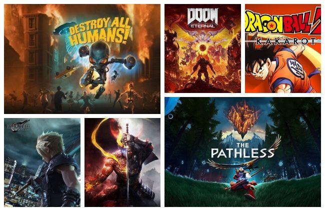 Best PS4 games 2020 list