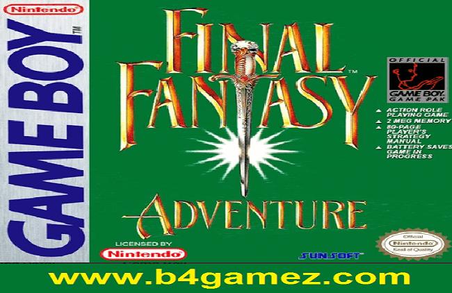Final Fantasy Adventure game review - b4gamez