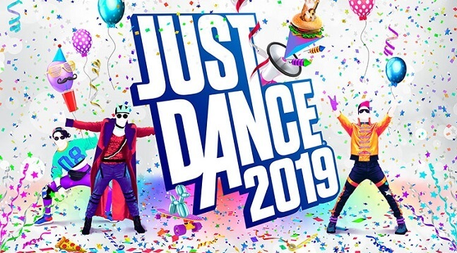 Just Dance 2019 one of the top ps4 games to play today