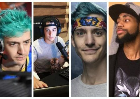 Top 10 Fortnite Players in the World
