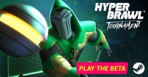 HyperBrawl Tournament Steam Beta Keys