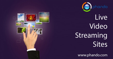 Phando is an established online streaming software